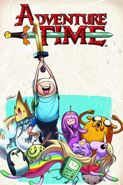 Adventure Time: Volume 3 TP