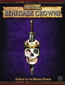 Warhammer Fantasy Roleplay: Renegade Crowns - Used