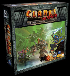 CLANK in Space!