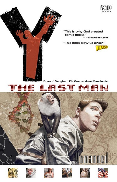 Y: The Last Man: Volume 1: Unmanned TP