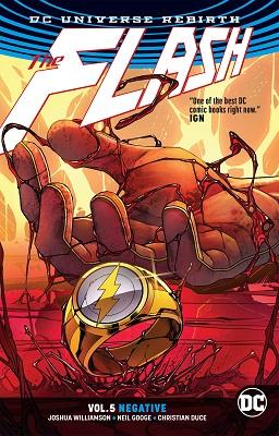 The Flash: Volume 5: Negative TP