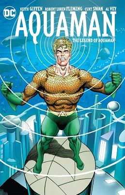Aquaman: The Legend of Aquaman TP