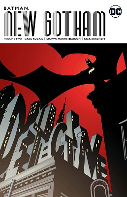 Batman: New Gotham Vol. 2 TP