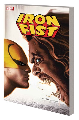 Iron Fist: Volume 2: Sabretooth Round Two TP