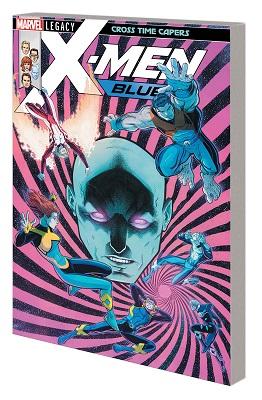 X-Men: Blue: Volume 3: Cross Time Capers TP