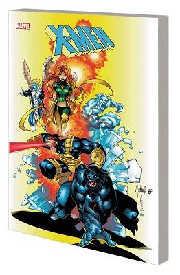 X-Men: Blue: Volume 00: Reunion TP