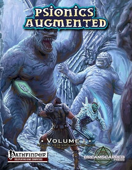 Pathfinder: Psionics Augmented Volume 1 - Used