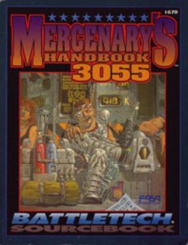 Battletech: Mercenarys Handbook 3055 - Used