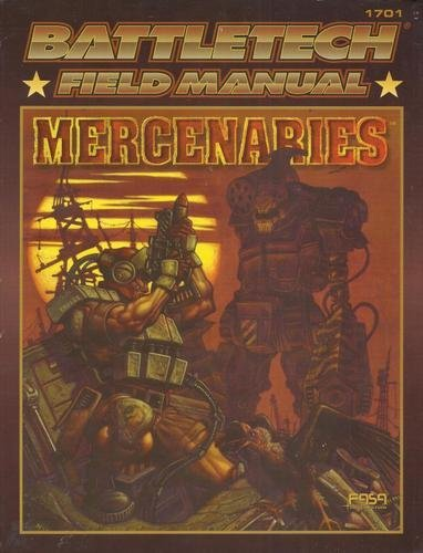 Battletech: Field Manual: Mercenaries - Used