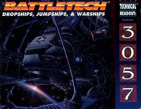 Battletech: Technical Readout: 3057 - Used