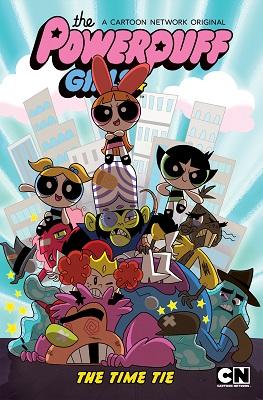 Powerpuff Girls: Time Tie HC