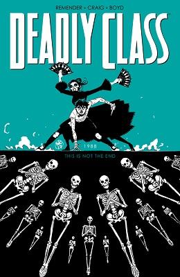 Deadly Class: Volume 6 TP (MR)