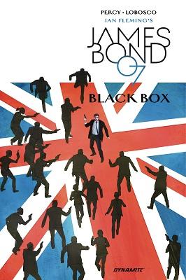 James Bond: Black Box HC