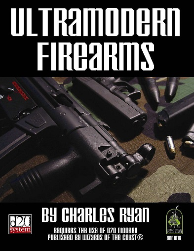d20: Ultramodern Firearms - Used