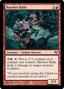 Hatchet Bully