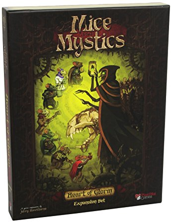 Mice and Mystics: The Heart of Glorm Expansion