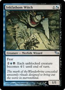 Inkfathom Witch