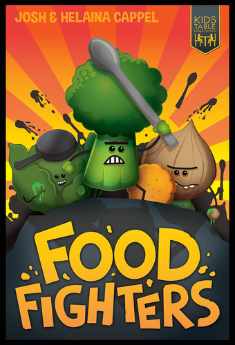 Food Fighters Card Game