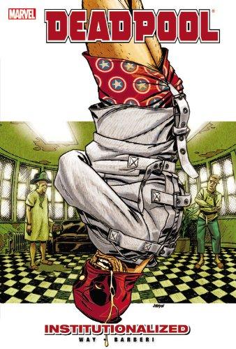 Deadpool: Volume 9: Institutionalized HC - Used