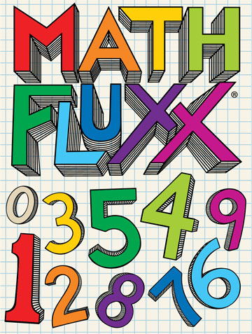 Math Fluxx Card Game