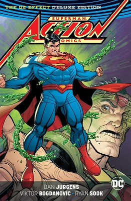 Action Comics: Deluxe Edition: Mr. Oz HC (Rebirth)