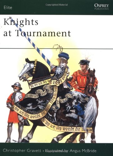 Knights at Tournament - Osprey - Used
