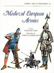 Men-At-Arms-Series: Medieval European Armies - Used