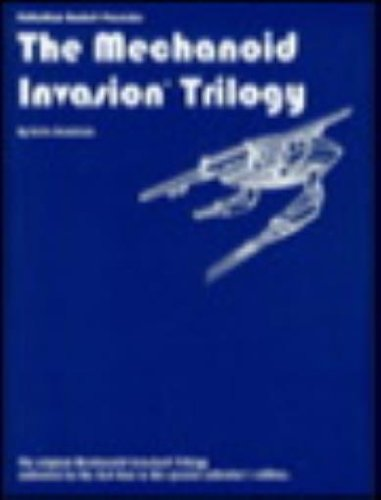 The Collected Mechanoid Invasion Trilogy - Used