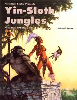 Rifts: Yin-Sloth Jungles - Used