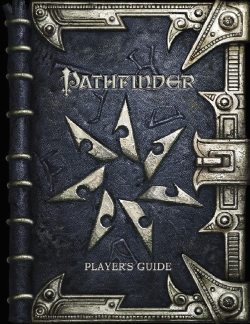 Pathfinder Players Guide - Used