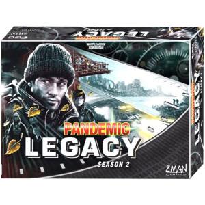 Pandemic: Legacy Season 2: Black (c)