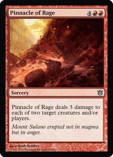 Pinnacle of Rage