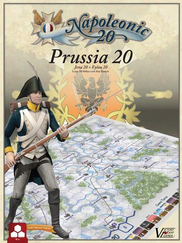Napoleonic 20: Prussia 20 Box