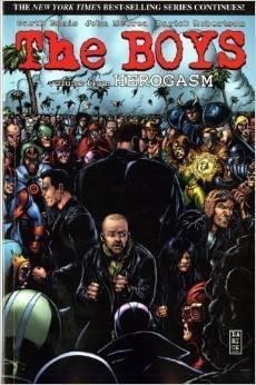 The Boys: Volume 5: Herogasm TP
