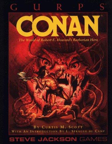 GURPS 1st ed: Conan - Used