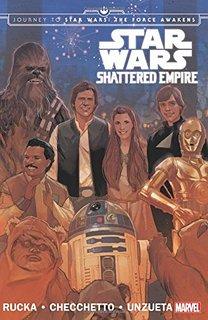 Star Wars: Shattered Empire TP