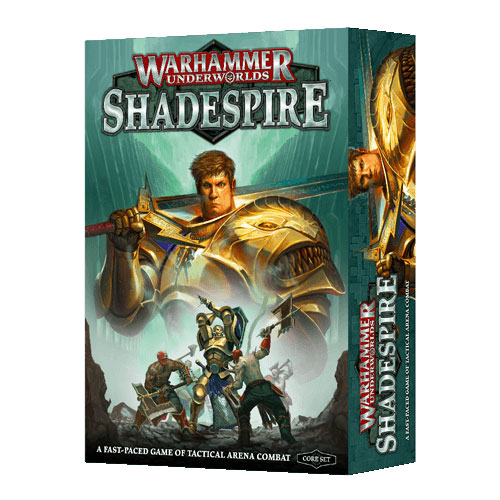 Warhammer Underworlds: Shadespire Miniature Board Game
