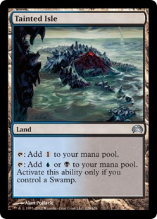 Tainted Isle
