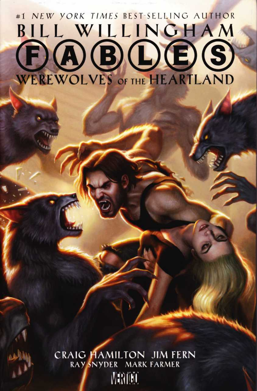 Fables: Werewolves of the Heartland - Used