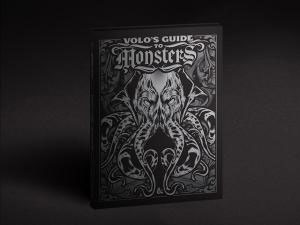 Dungeons and Dragons 5th Ed: Volos Guide to Monsters Limited Edition