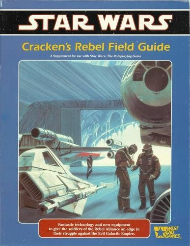Star Wars: Crackens Rebel Field Guide - Used