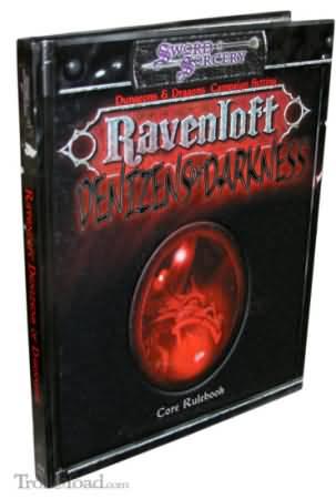 D20: Ravenloft: Denizens of Darkness HC - USED
