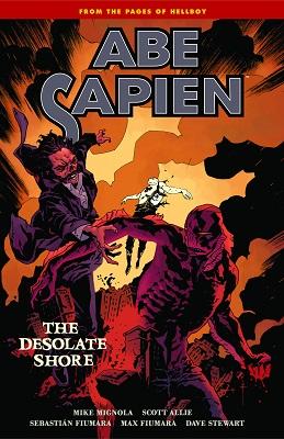 Abe Sapien: Volume 8: Desolate Shore TP
