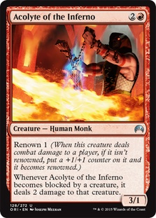 Acolyte of the Inferno