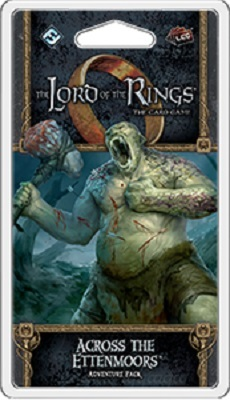 The Lord of the Rings the Card Game: Across the Ettenmoors Adventure Pack