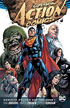 Action Comics: Volume 1 Deluxe HC