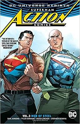 Action Comics: Volume 3: Men of Steel TP