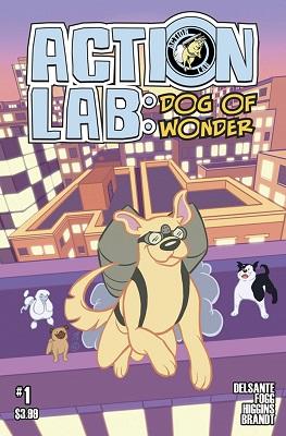 Action Lab: Dog of Wonder (2016) Complete Bundle - Used