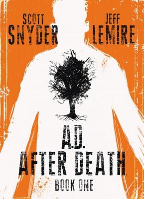 A.D. After Death (2016) Complete Bundle - Used