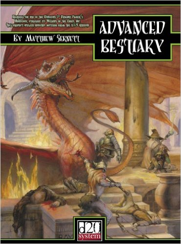 D20: Advanced Bestiary - Used